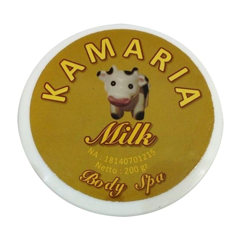 KAMARIA Kamaria Body Spa Milk [200 g]