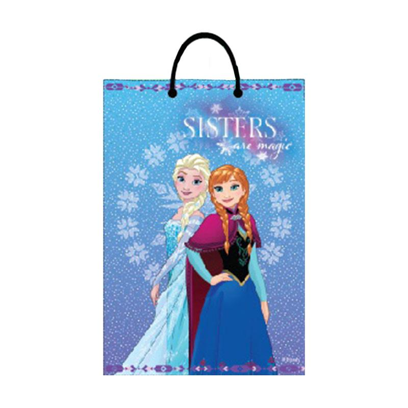 Buy 1 Get 1 - Something Sweet BA 2215-PR002-SS Frozen Elsa & Anna Sister Rule Paper Bag [Small SS]