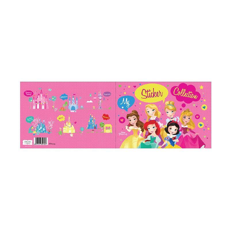 Something Sweet STB2115-PR005 Disney Princess Cute Princess Sticker Book