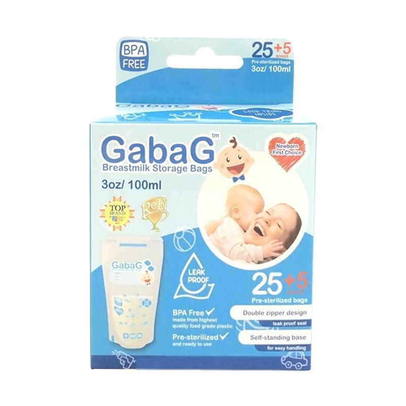 Gabag Kantong ASI [100mL / 30pcs]