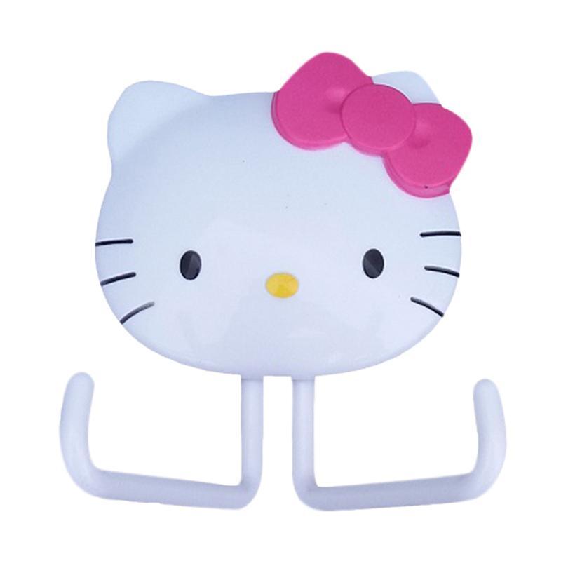 Hello Kitty Towel Hanger [2 Slot]