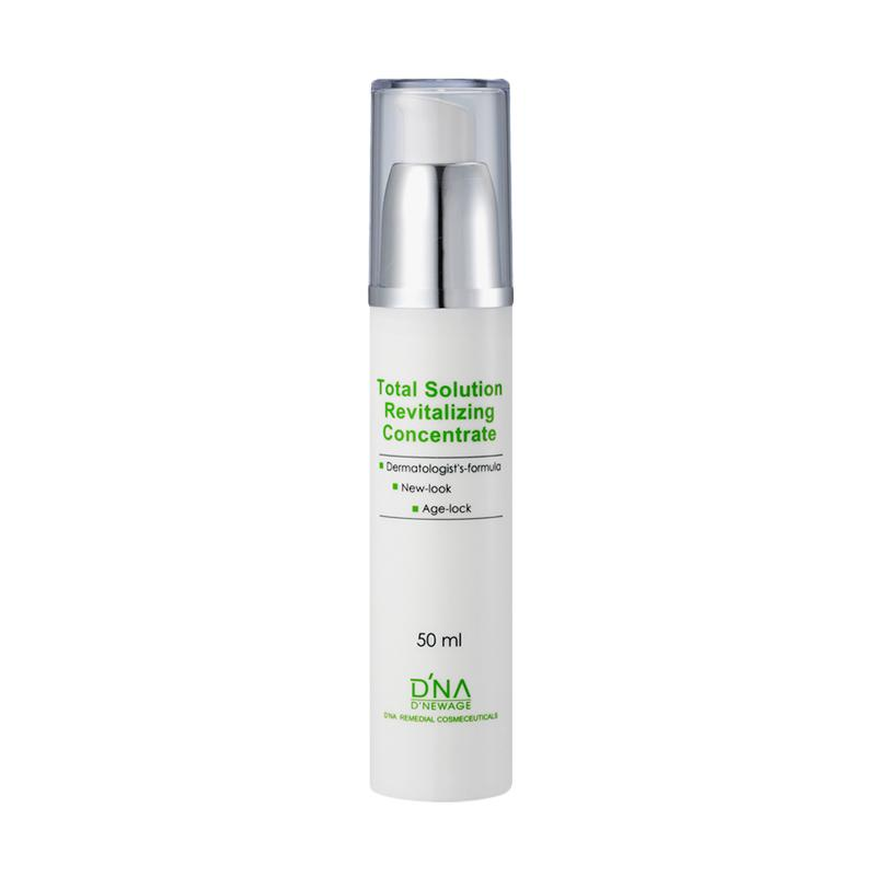 D'NA Total Solution Revitalizing Concentrate