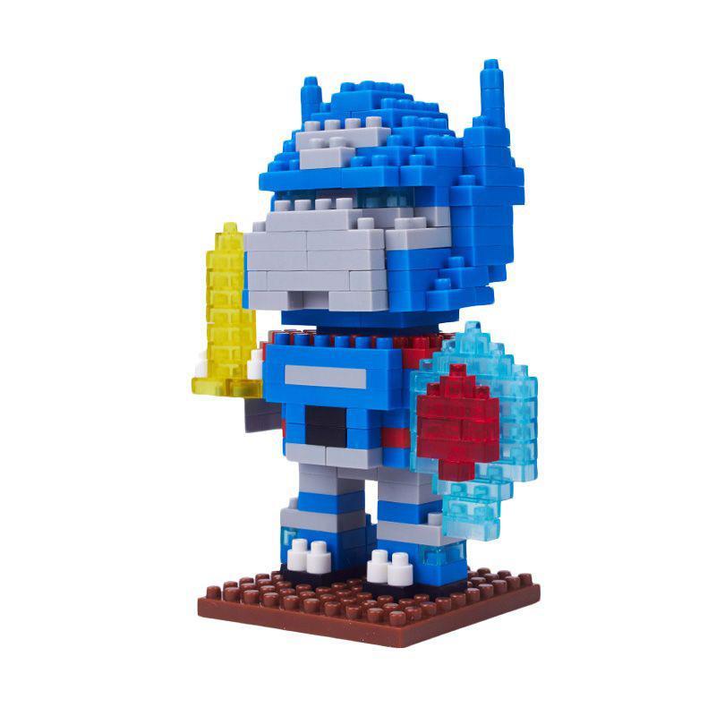 Weagle Blue Robot 2243 Mainan Blok & Puzzle