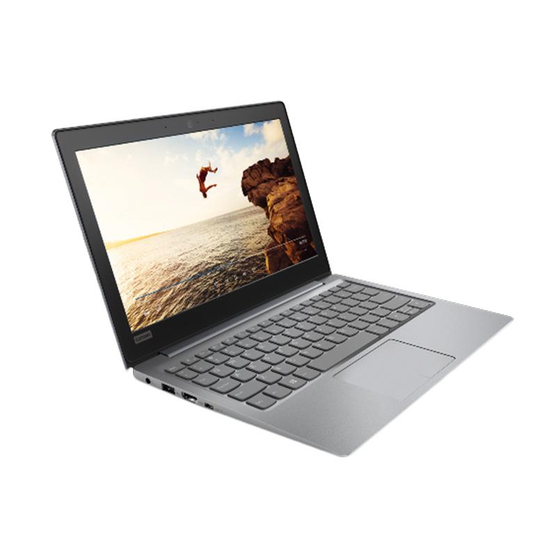 harga Lenovo IdeaPad 120S-14IAP-81A500-76ID Notebook - MINERAL GRAY [N3350 DC/4GB/128GB SSD/Intel HD/14