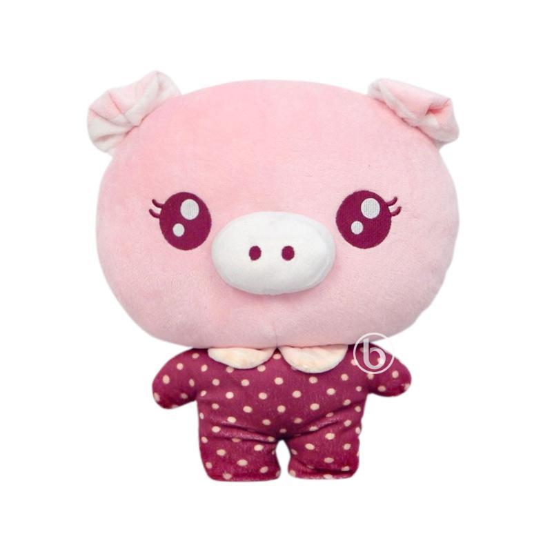 Istana Boneka Pets Club Lolly Pig [30cm]