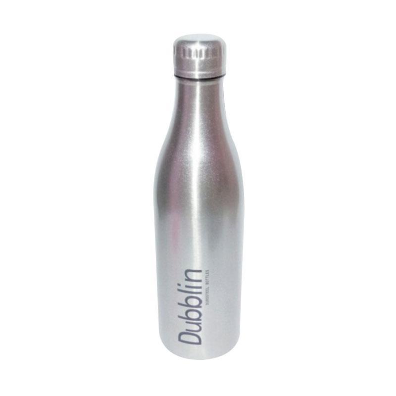 Dubblin Vintage Hot & Cold Termos Air - Silver [1000 mL]