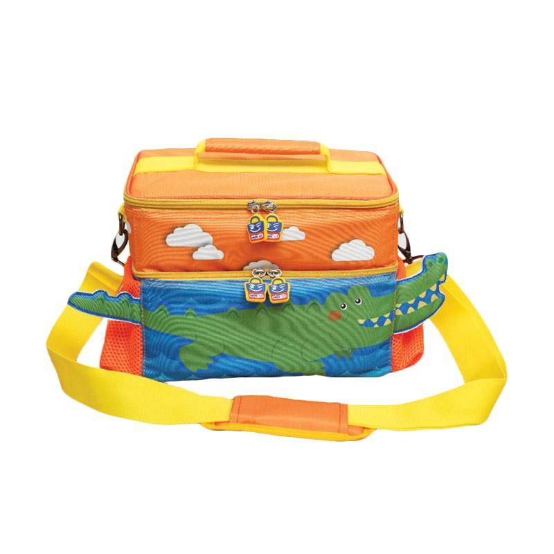 Gabag 3D Series Croco Kids Lunch Bag
