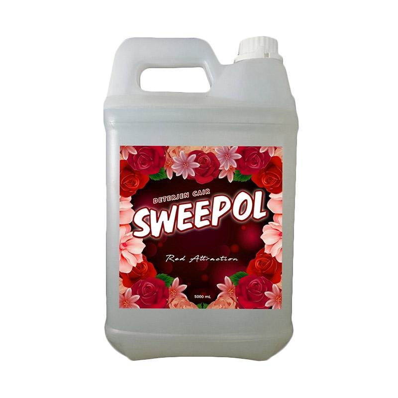 Sweepol Detergent Cair