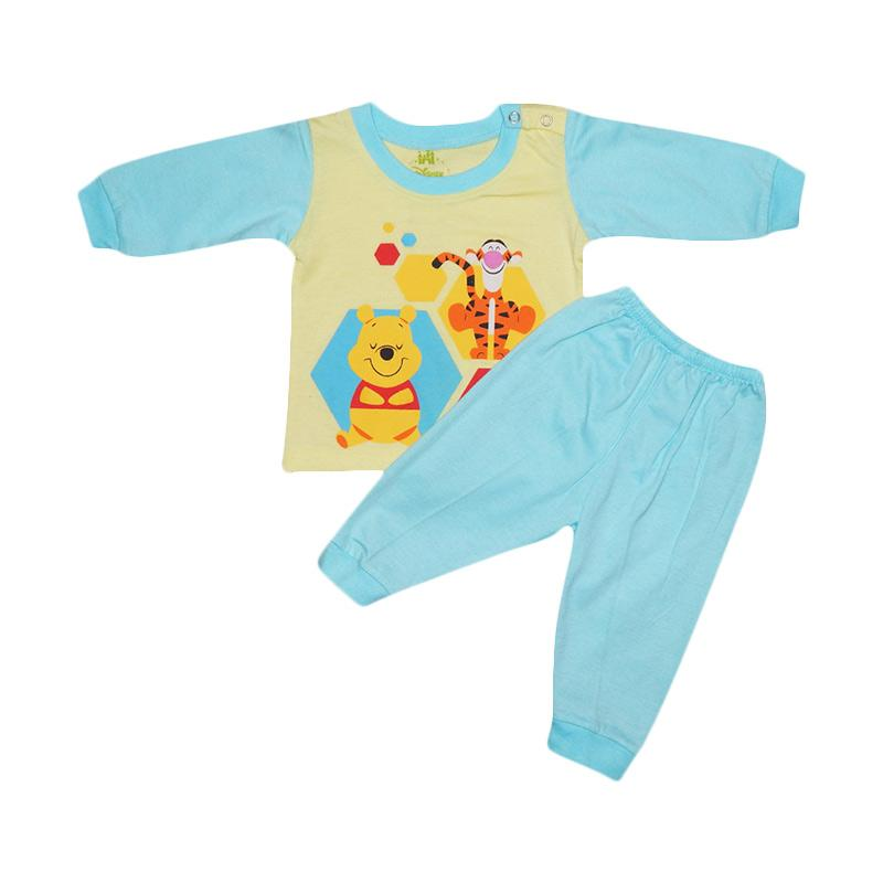 Disney Motif Pooh & Friend Baju Tidur Bayi