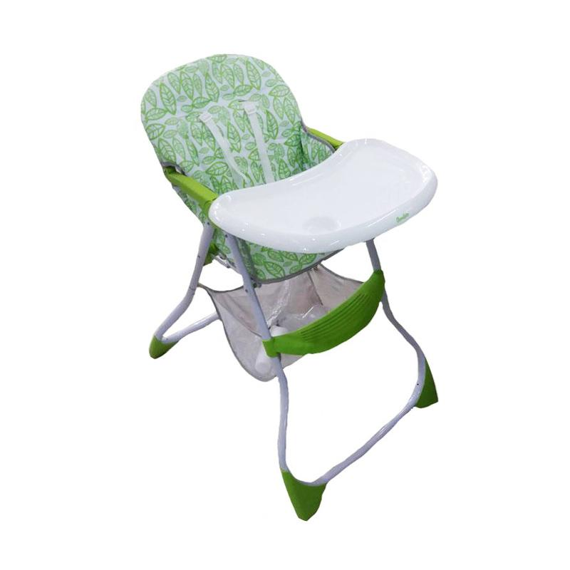 Cocolatte WCX14 Park High Chair Kursi Makan Bayi - Hijau