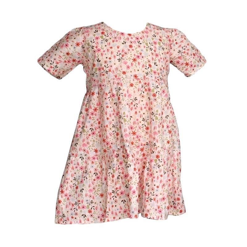 Kirana Kids Wear Lolita Flower Bloom Dress Anak
