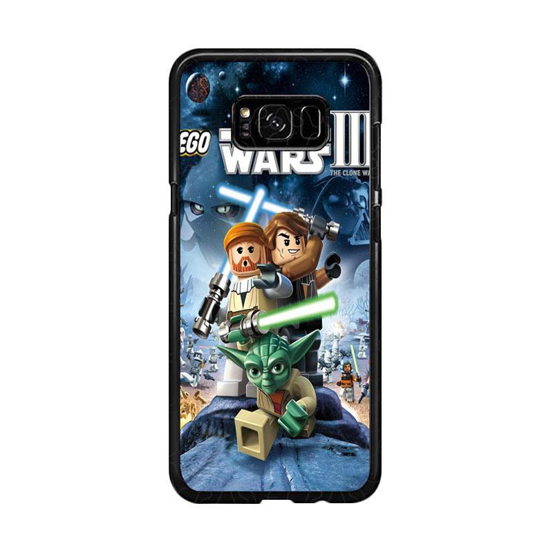 harga Flazzstore Star Wars Lego F0819 Custom Casing for Samsung Galaxy S8 Blibli.com