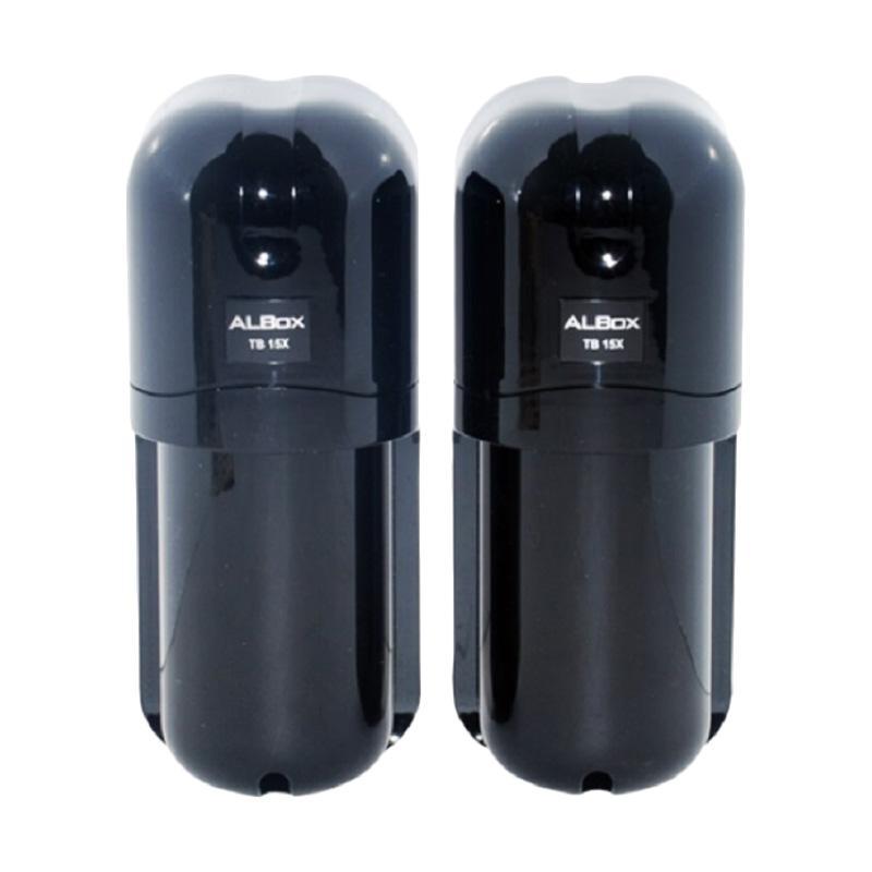 ALBOX TB30X Two-Beam Digital Active Infrared Photoelectric Detector Perangkat Keamanan