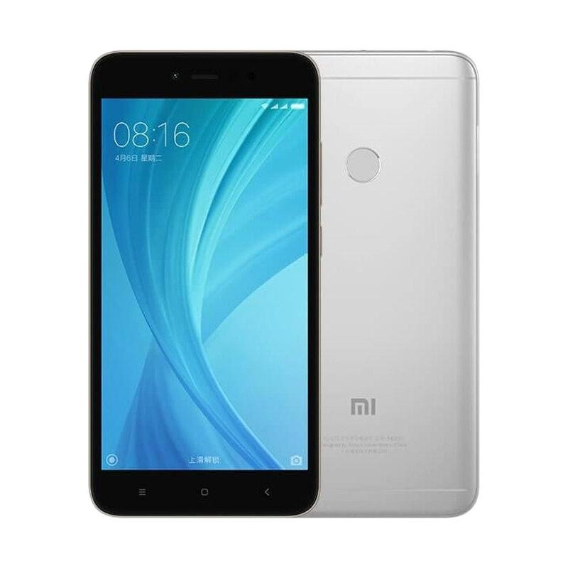 Sale Xiaomi Redmi Note 5A Prime Smartphone – Grey [32GB/3GB]