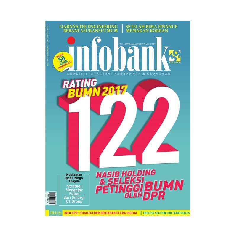 Infobank Edisi September 2017 Majalah Bisnis