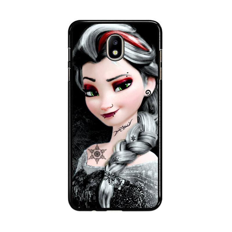 Flazzstore Punk Elsa Frozen Z0601 Custom Casing for Samsung Galaxy J5 Pro 2017