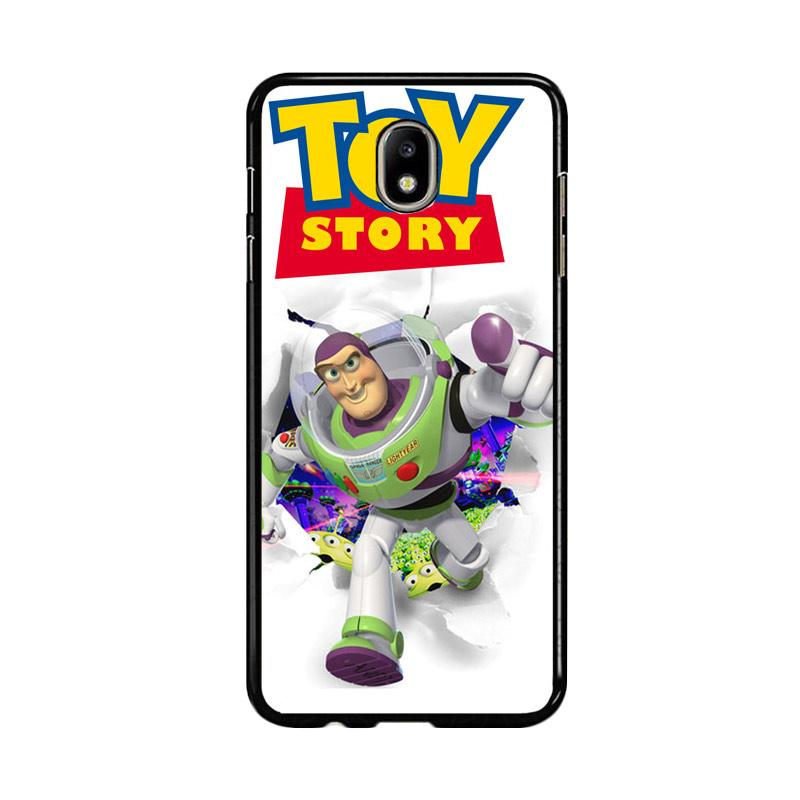 Flazzstore Rare Toy Story Buzz Lightyear F0612 Custom Casing for Samsung Galaxy J7 Pro 2017