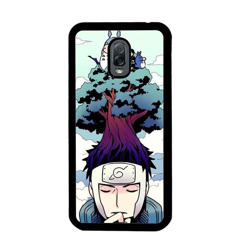 Flazzstore Neigbhor Totoro Meet Naruto Z0254 Custom Casing for Samsung Galaxy J7 Plus