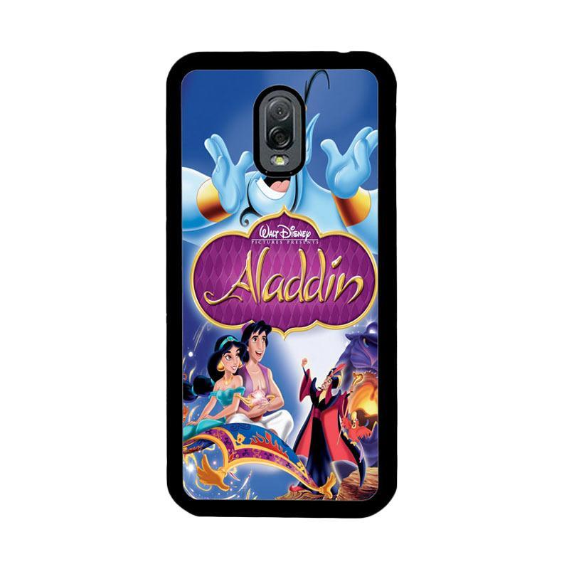 Flazzstore Aladdin Walt Disney Characters Z0567 Custom Casing for Samsung Galaxy J7 Plus