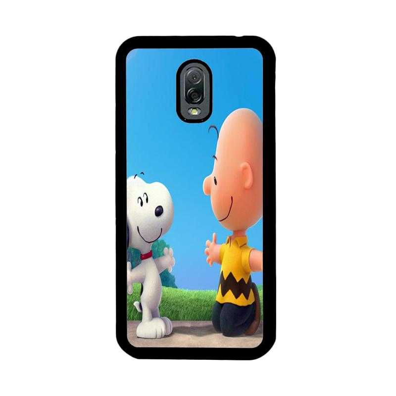 Flazzstore Peanuts  Movie Z0850 Custom Casing for Samsung Galaxy J7 Plus