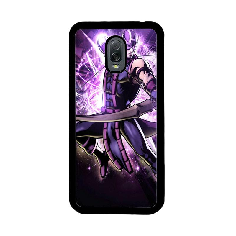 Flazzstore Hawkeye Marvel Z0917 Custom Casing for Samsung Galaxy J7 Plus