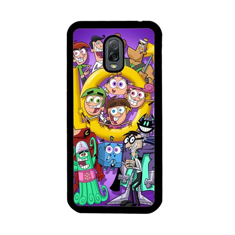 Flazzstore The Fairly Oddparents Poster Z1321 Custom Casing for Samsung Galaxy J7 Plus