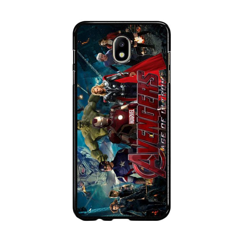 Flazzstore Avenger Age Of Ultron 1 F0328 Custom Casing for Samsung Galaxy J7 Pro 2017