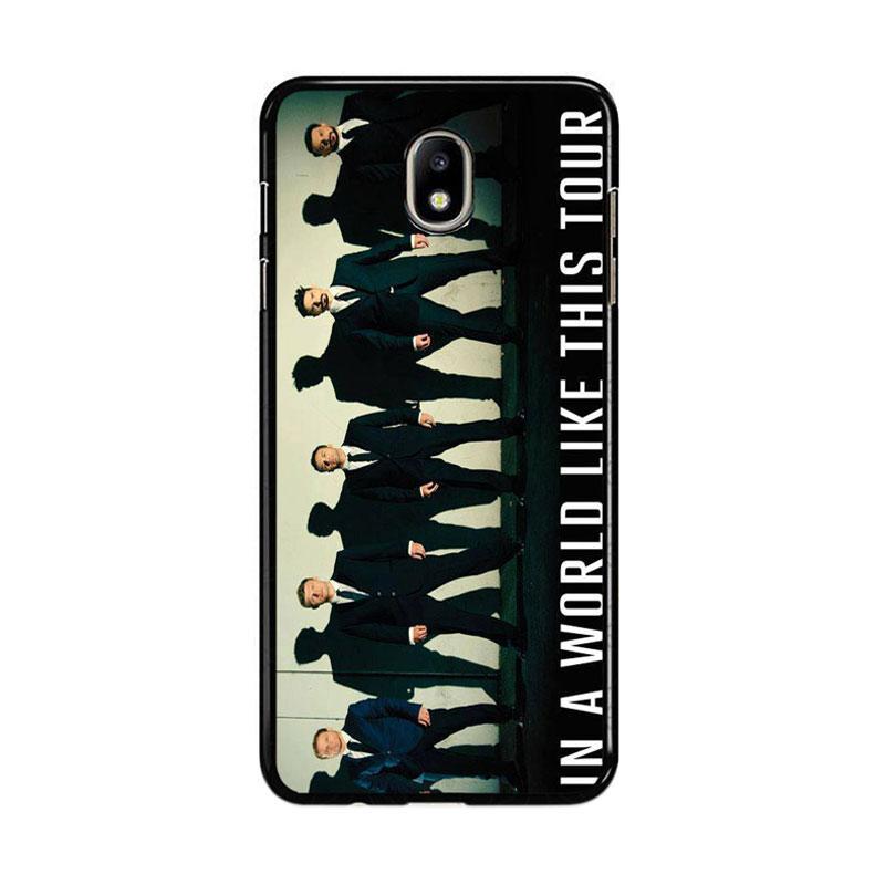 Flazzstore Backstreet Boys Bsb Z0125 Custom Casing for Samsung Galaxy J7 Pro 2017