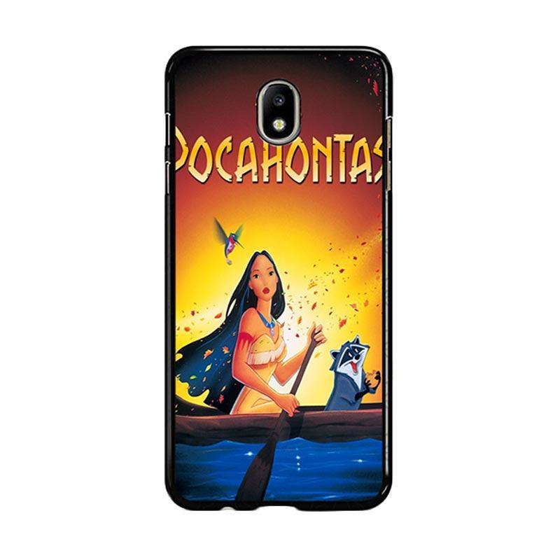 Flazzstore Disney Pocahontas Movie Poster Z0130 Custom Casing for Samsung Galaxy J5 Pro 2017