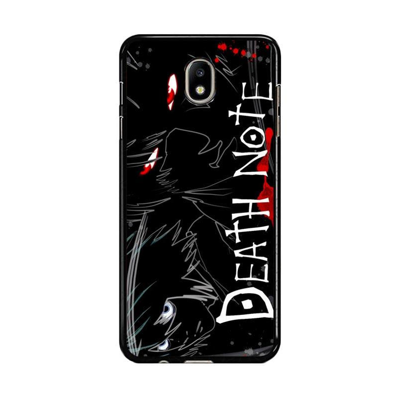 Flazzstore Death Note Anime Z0463 Custom Casing for Samsung Galaxy J7 Pro 2017