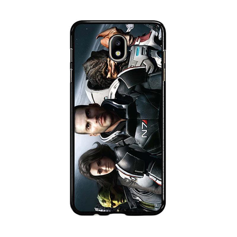 Flazzstore Mass Effect 2 Grunt Z1313 Custom Casing for Samsung Galaxy J5 Pro 2017