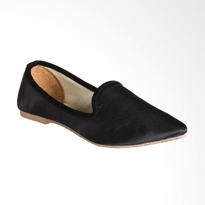 A.C.C.E.P.T. Exie Flat Shoes - Black