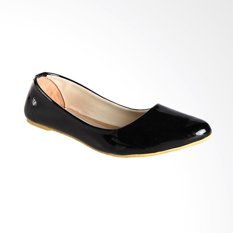 A.C.C.E.P.T. Diana Flat Shoes - Black
