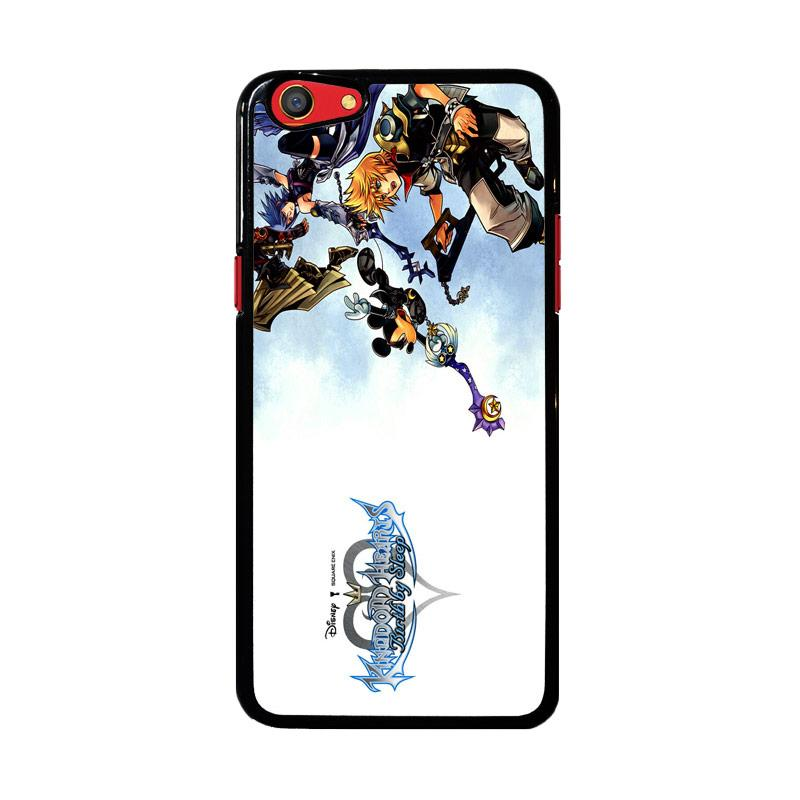 Flazzstore Kingdom Hearts Iii Game Z0904 Custom Casing for OPPO F3
