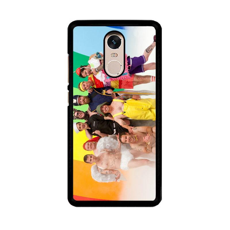 Flazzstore Jackass Crew Z1071 Custom Casing for Xiaomi Redmi Note 4 or Note 4X Snapdragon Mediatek