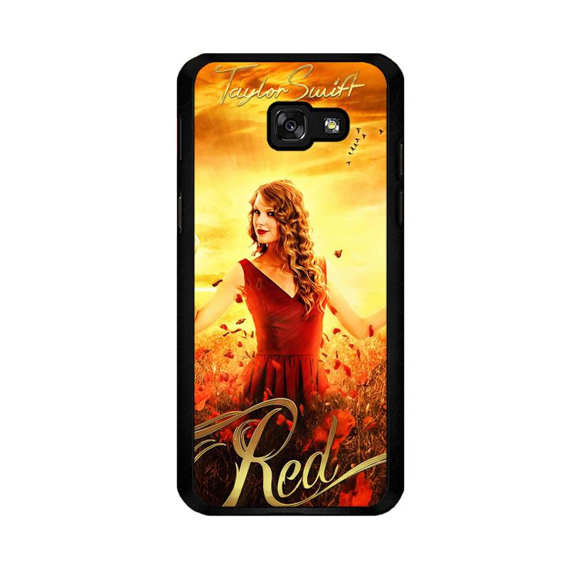 Flazzstore Taylor Swift Album Cover Art Z0049 Custom Casing for Samsung Galaxy A5 2017