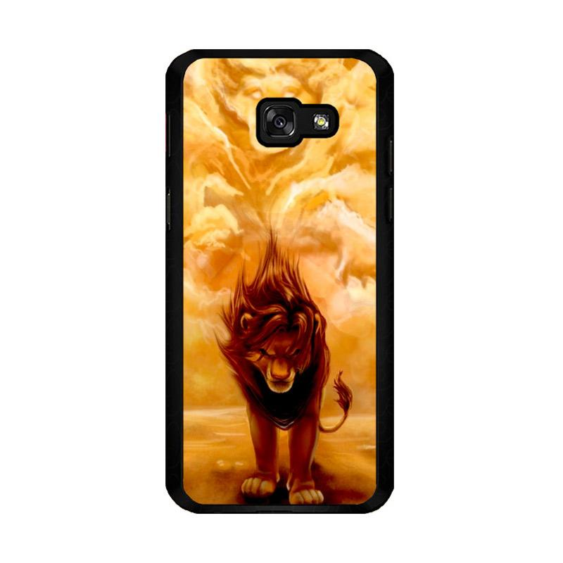 Flazzstore Disney Lion King Z0074 Custom Casing for Samsung Galaxy A5 2017