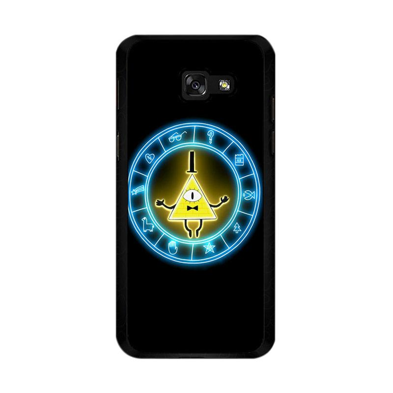 Flazzstore Gravity Falls Geometric Z0188 Custom Casing for Samsung Galaxy A5 2017