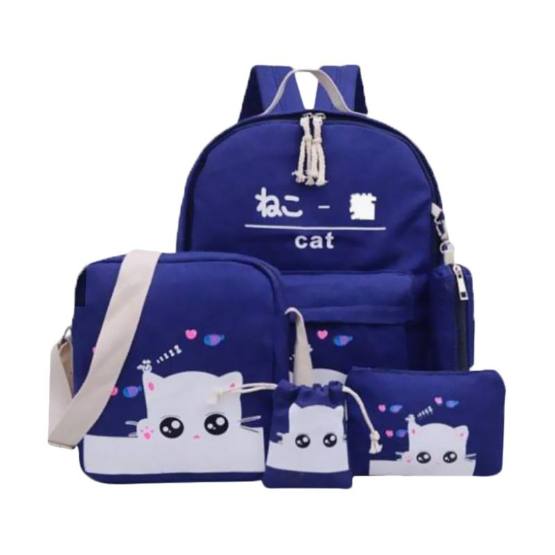 Catenzo Junior 4 in 1 Set Tas Sekolah Anak