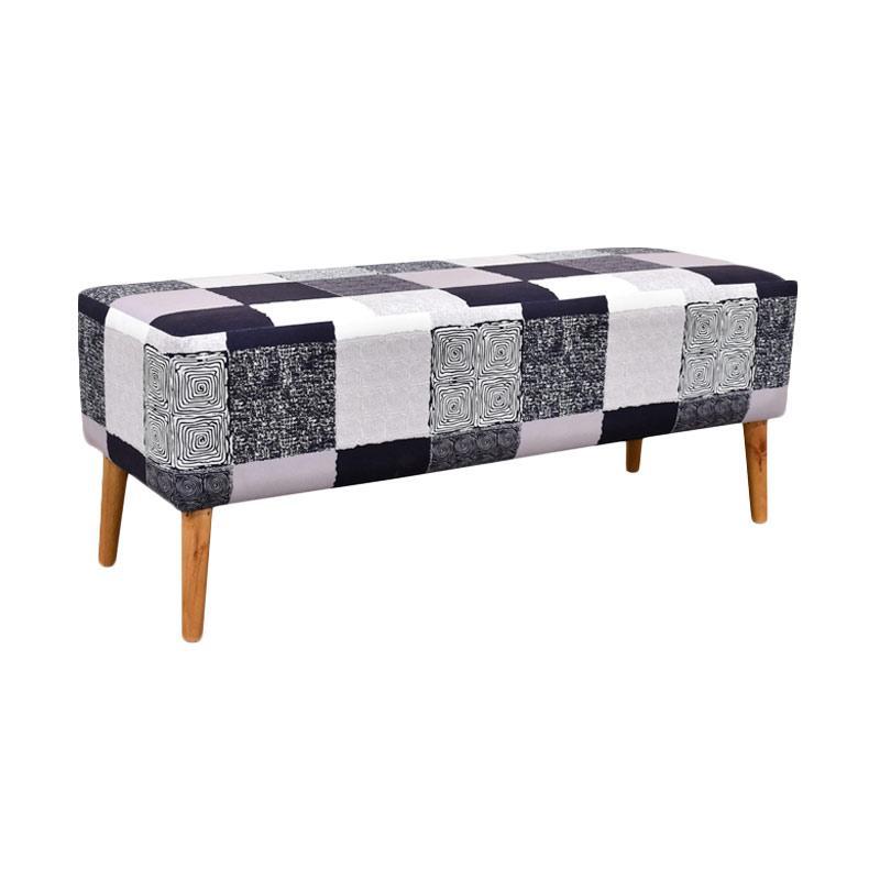 Livien Furniture Minimalis Shabby Arrvin Sofa Bench