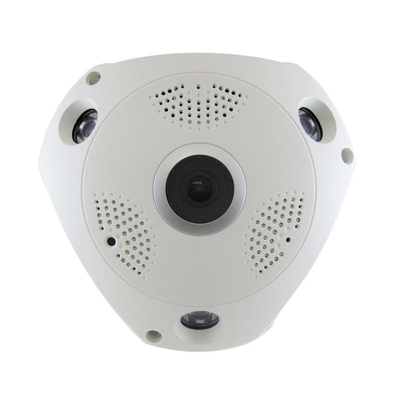 harga Medusa MD-IP300S-FE702E FE704 IP Cam [3.0 MP/ Fisheye 360 Degree] Blibli.com