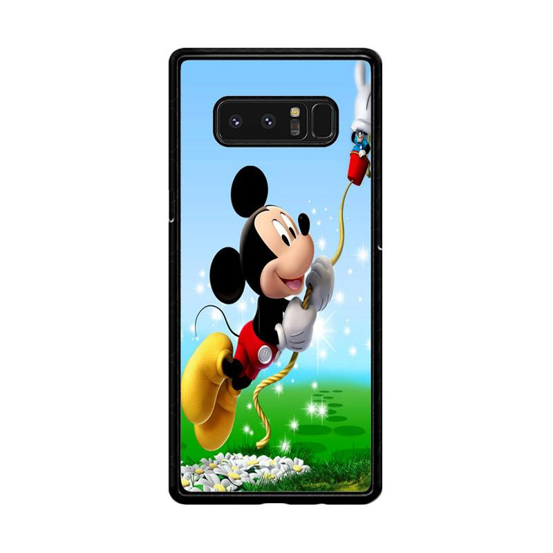 Flazzstore Mickey Mouse New Z0535 Custom Casing for Samsung Galaxy Note8