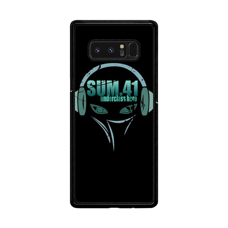 Flazzstore Sum 41 R1 Z0819 Custom Casing for Samsung Galaxy Note8