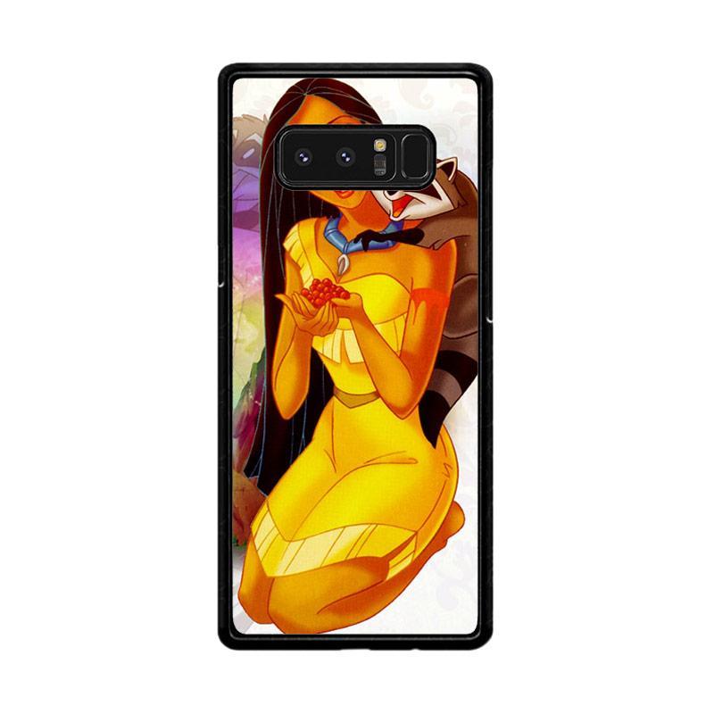 Flazzstore Pocahontas Z1429 Custom Casing for Samsung Galaxy Note8