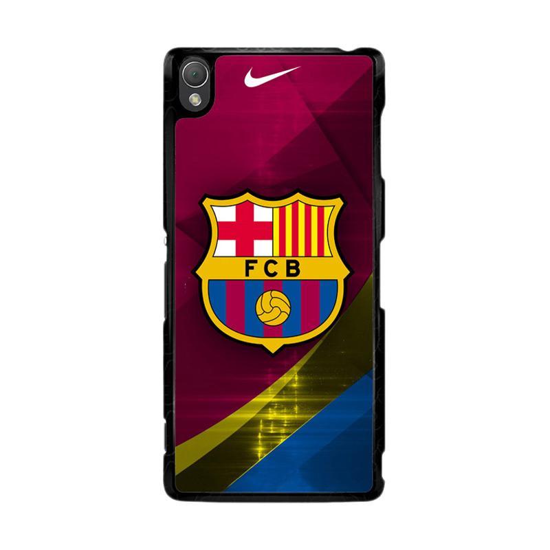 Flazzstore FC Barcelona Nike O0444 Custom Casing for Sony Xperia Z3