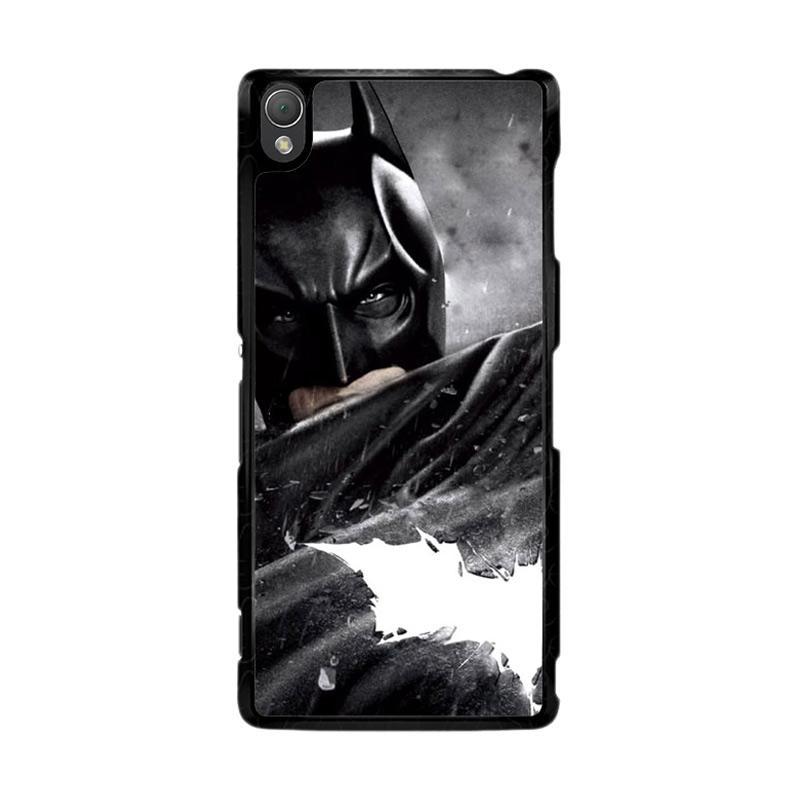 Flazzstore Batman The Dark Knight O0654 Custom Casing for Sony Xperia Z3