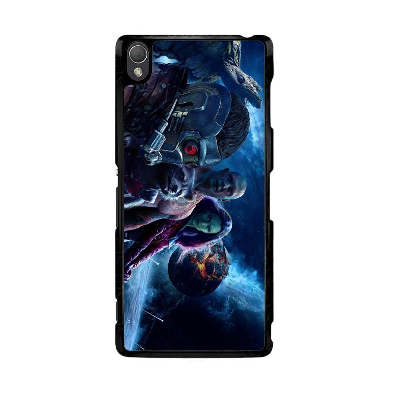 Flazzstore Guardians of the Galaxy Vol 2 O0694 Custom Casing for Sony Xperia Z3