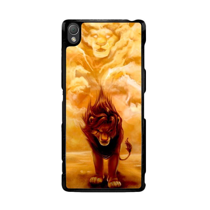 Flazzstore Disney Lion King Z0074 Custom Casing for Sony Xperia Z3