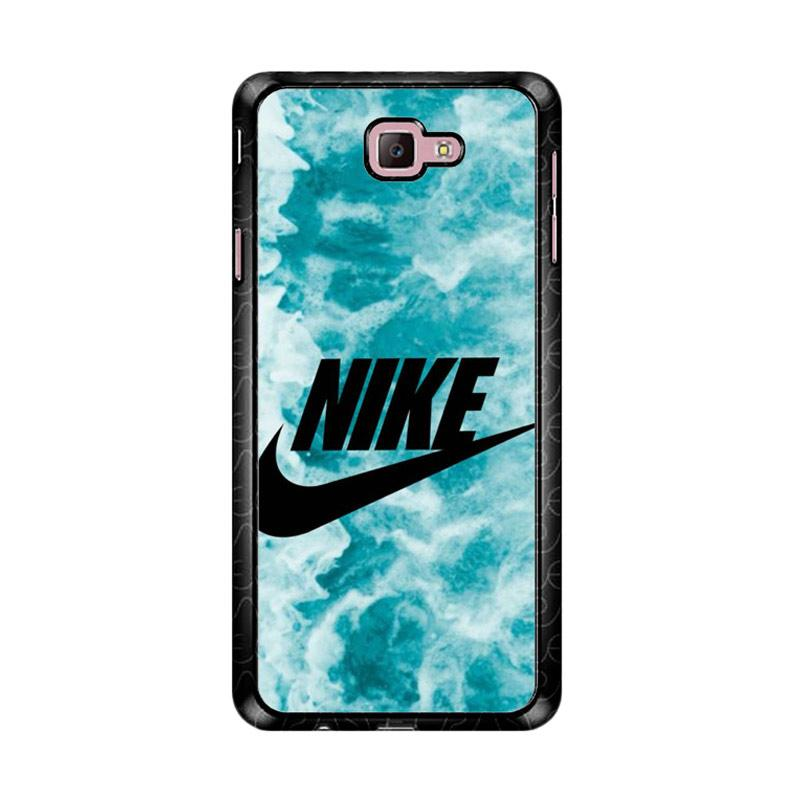 Flazzstore Nike Marble Blue Z4875 Custom Casing for Samsung Galaxy J7 Prime