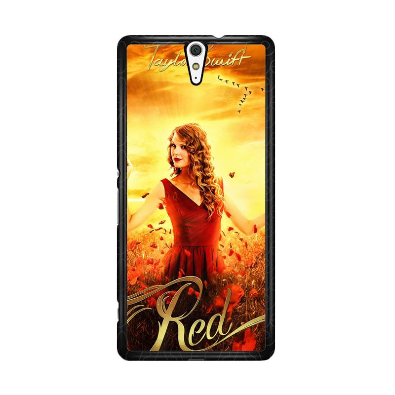 Flazzstore Taylor Swift Album Cover Art Z0049 Custom Casing for Sony Xperia C5 Ultra